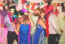 Photo Booth / Capture the best moments of your friends and family at your next party with a photo booth.