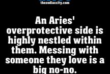 Being an Aries