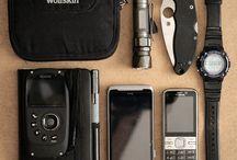 Outdoor equipment / Sprzęt niezawodny w każdych warunkach