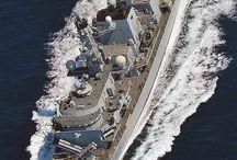 西側現用艦艇