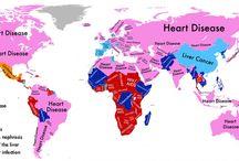 Diseases and Epidemics
