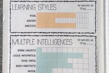 Education: Interactive Notebooks / by Tamytha Jenkins