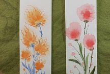 Bookmarks handmade