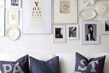 gallery wall moodboard