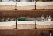 Get Organized & Keep it Clean / by Aimee Leonido