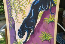 Decor - Panthers