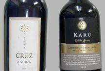 VINHOS FINOS IMPORTADOS / Vinhos finos de diversas procedências importados.