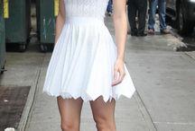 Hot white / Dress