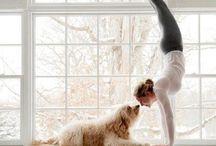 Yoga / by Ruby Kohler