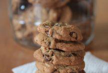 Food - Cookies Chocolate / by Kimberly Howard