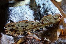 Weihnachten - Plätzchen / Stollen / Lebkuchen Rezepte / Weihnachtsplätzchen, Christstollen, Stollen, Lebkuchen, Plätzchen.