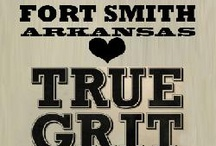 True Grit / by Fort Smith CVB