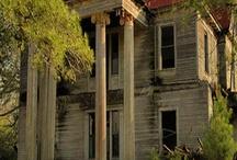 Abandoned & Spooky / by Lori Garis Ruth