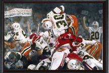 Miami Artwork / by Miami Hurricanes