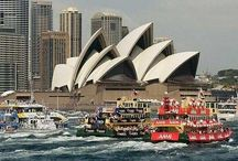 Australia Day / What's more Australian than a cruise on Sydney Harbour