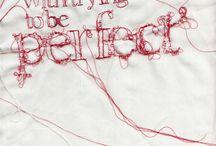 Quotes, Words & Typography