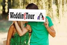 "Wedding Tour 2012 / The First ""Sponsored"" Honeymoon of the World"