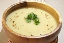 kereviz(ayvalı)çorbası