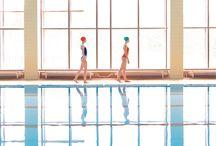 URSS Swimming pool