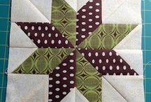 Quilt Blocks and Quilting Tips
