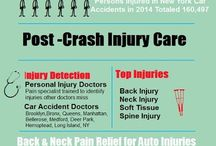 New York Car Accident Treatment NYC Whiplash Doctor - 1-800-949-6100 / New York Pain Treatment Centers for car accident victims. Visit Us Today! http://www.painandinjury.com