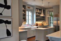 Kitchen Ideas / by Maria Jenkins