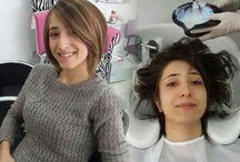 Miss Güzellik Merkezi Saç Değişimi