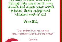 Elf Blessings