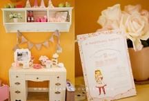 Vintage Baby Doll Party / Party / by Paula Walker