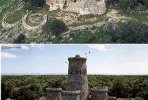 Sardegna-costruzioni antiche-