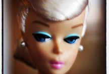 LOVE Barbie / Barbie was my one and only toy growing up. She is a beautiful classic toy. / by Amy Jensen