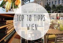 Wien/Vienna / Tipps für die österreichische Hauptstadt gesucht? Sehr gut. Wir sammeln interessante Infos rund um Wien. Denn eines ist klar: die Stadt ist immer einen Besuch wert.
