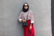 ideas for hijab ootd