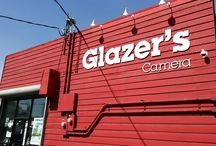 #ShopSmall / Supporting mom & pops just feels good, AND it boosts the local economy. Glazer's Camera is a third generation owned family business in the South Lake Union neighborhood in Seattle.   Shop Small on Saturday, November 29, 2014