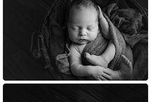 Jennifer Inspiration: Timeless Baby Portraits