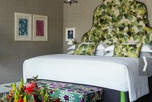 HEADBOARDS / Headboard inspiration. Cullum Design now makes our own headboards in house.