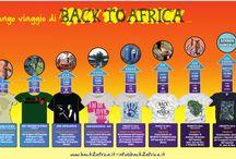 Back2Africa Story / Il lungo viaggio di Back2Africa è iniziato ad ottobre 2006, dopo la suggestione di un viaggio in Africa...