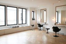 Salons / Une sélection de salons de coiffure sélectionnés et testés par l'équipe de The reporthair dans lesquels vous pouvez vous rendre les yeux fermés.