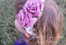 My Handmade Accessories / Various accessories such as jewelry, headbands, and other fun things to wear.