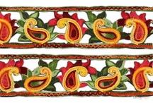 Lacxo Woolen lace