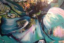 Lad det blomstre... Blomstermaleri fra drøm til virkelighed
