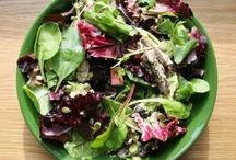 Paleo | Eat Salad / paleo raw veg, salads, and dressings #paleo #dairyfree #vegetarian #glutenfree