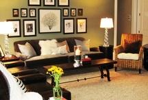 Living Room Ideas / by Alyssabeths Vintage