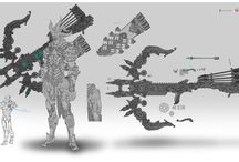Crossbow & Archer concept