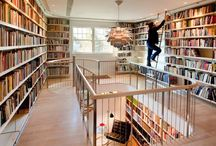 Library / home library ideas