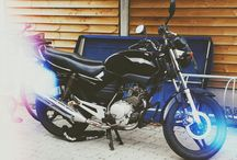 Motorcycles / Pictures of my own motorcycle.  Motorcycles I find indspiring or would like to own.