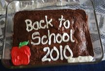 Back to School / by Carol Alvarnaz