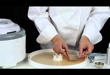 Molecular cuisine / food video