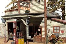 Vintage American Buildings 1:48