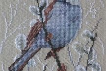 Nature - X stitch